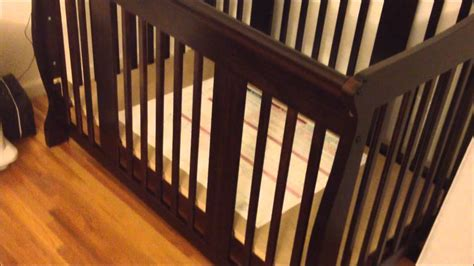 Crib Review by Stork Craft Tuscany 4 In 1 Stages Crib Review