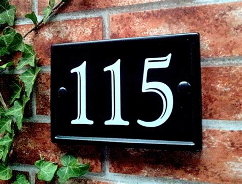 buy house number plaque number 11 in numerology name my daily moment horoscope readings personalized house