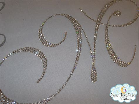 aisle runner wedding aisle runner swarovski crystals on - Wedding Aisle Runner Non Slip