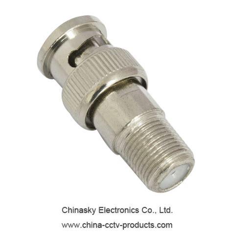 Connector Bnc To F Connector cctv connectors wholesale cctv connectors