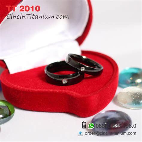 Cincin Titanium Cincin Pria Cincin Cowok Impot Murah Cincin2075 cincin titanium tt 2010 cincin titanium hitam asli
