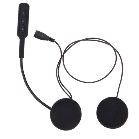 Headset Via Bluetooth new motorcycle helmet headset speakers mic bluetooth headset bluetooth