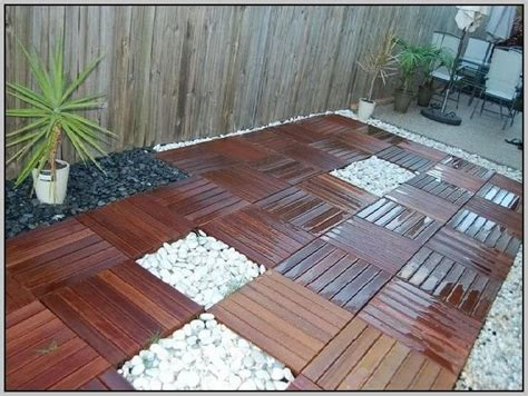 Patio Pavers Ikea Outdoor Patio Tiles Snap Together Patios Home Design