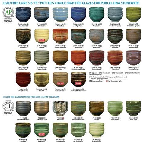 amaco glaze cone 6 glazes crafts