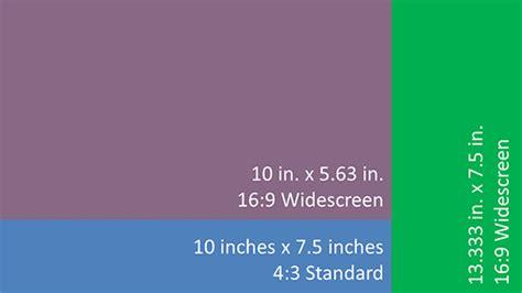 powerpoint widescreen tutorial widescreen implementations in powerpoint