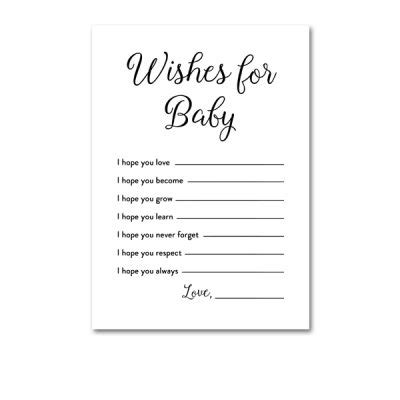 elegant black and white baby shower archives instant