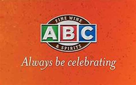 Gift Card Abc - buy abc fine wine spirits discount gift cards giftcard net