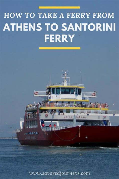 ferry boat athens greek island ferries how to take the athens to santorini