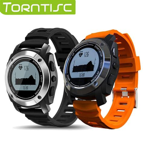 Torntisc Smartwatch Sporty Outdoor Ex18 Gps Monitors Promotion Shop For Promotional Gps Monitors On Aliexpress