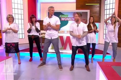 loose ends part one the royal academy of bards loose women strip off in the real full monty masterclass