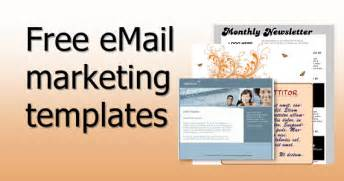 Email Advertising Templates Free free email marketing templates email marketing
