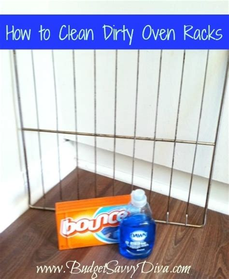 cleaning oven racks in bathtub how to clean dirty oven racks