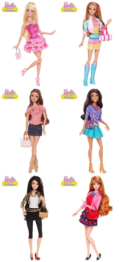barbie and the dream house dolls life barbie and the dreamhouse dolls