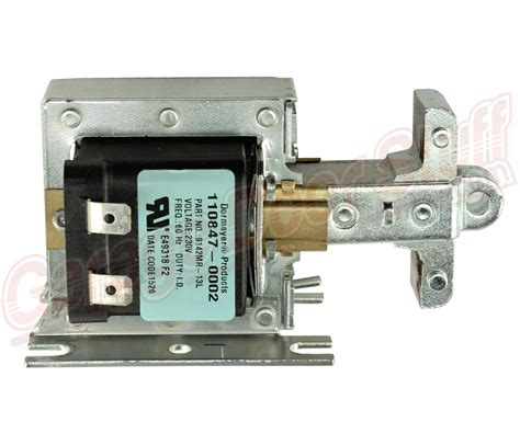 commercial overhead door opener commercial garage door opener brake solenoid