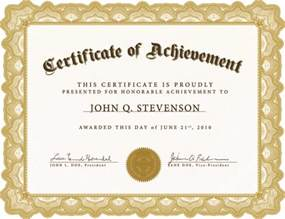free new printable certificates certificate templates