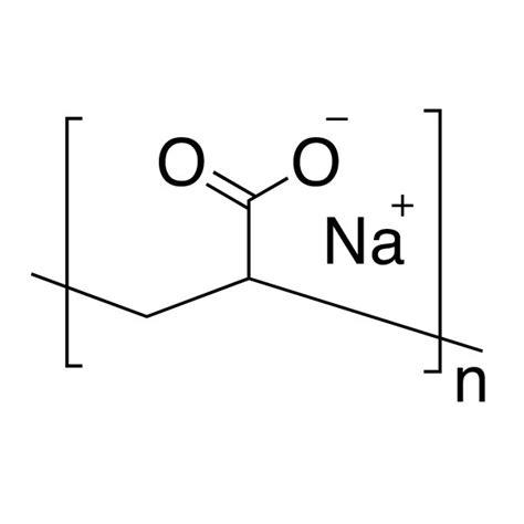 Acrylic Acid poly acrylic acid sodium salt 20 soln in water mw 225 000