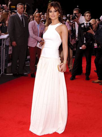 Take Inspiration From Cameron Diaz And Beckham At The 2007 Mtv Awards With These Bcbgirls Katchen High Heel Shoes by Cheryl Cole Impresses In White Beckham Dress