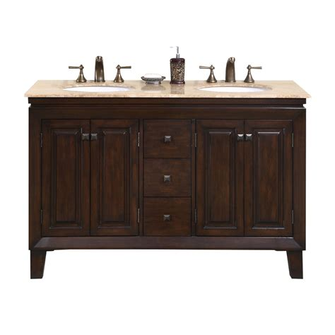 22 Inch Vanity Shop Silkroad Exclusive Jessica Dark Walnut Undermount
