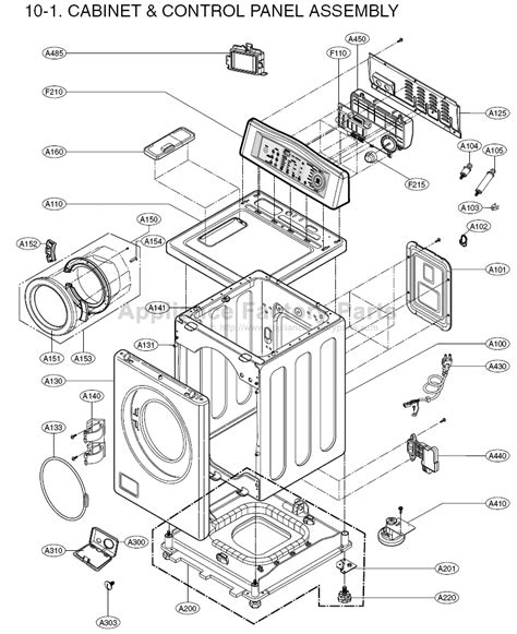 kenmore washer diagram front load washer kenmore front load washer parts diagram