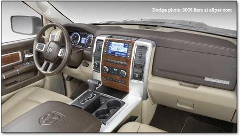 truck interieur styling 2009 dodge ram pickup trucks features safety styling