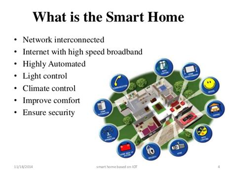 what is home of things for smart home