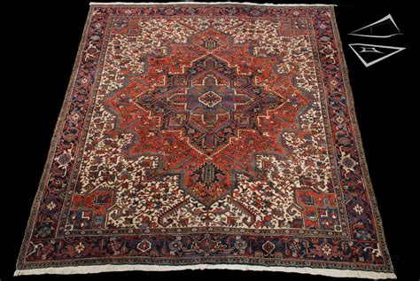 Large Square Rug by Mehrivan Square Rug 10 X 11