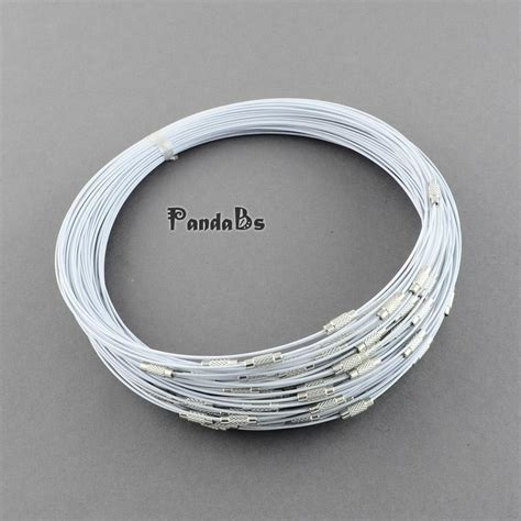 stainless steel wire for jewelry stainless steel wire necklace cord diy jewelry