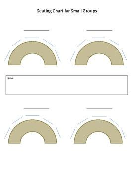 Seating Chart Template For Small Groups Horseshoe Table Seating Chart Template Note And Horseshoe Seating Chart Template