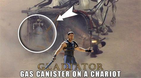 gladiator film errors 20 of the biggest movie mistakes you probably didn t know
