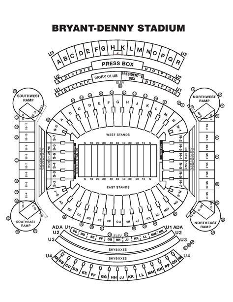 clemson stadium seating chart with rows valley clemson seating chart