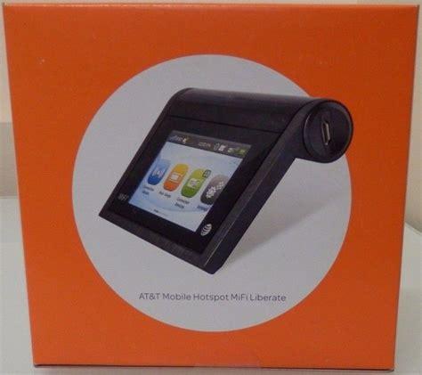 Modem Mifi At T mifi unlocked 5792 liberate at t 4g lte touchscreen broadband hotspot mobile