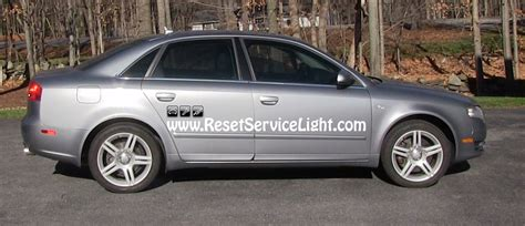 2009 audi a4 light reset replace the battery on audi a4 b7 year 2004 2009 reset