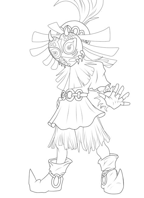 zelda triforce coloring page free coloring pages of triforce
