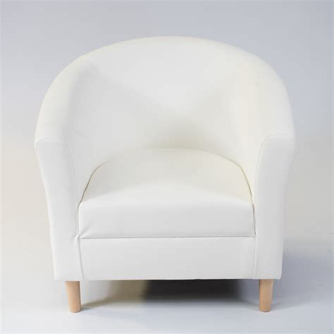 armchair hire casa white armchair hire faux leather rio lounge