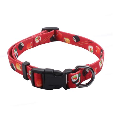 cheap collars collar wholesale polyester small collars manufacturer qqpets
