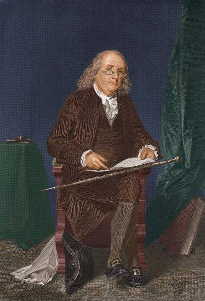 biography of scientist benjamin franklin benjamin franklin stock photos and pictures getty images