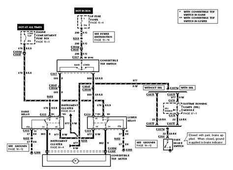 2000 ford mustang convertible top wiring diagram 48