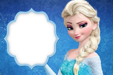 Northern Lights Cinema Frozen Tarjetas O Invitaciones Para Imprimir Gratis