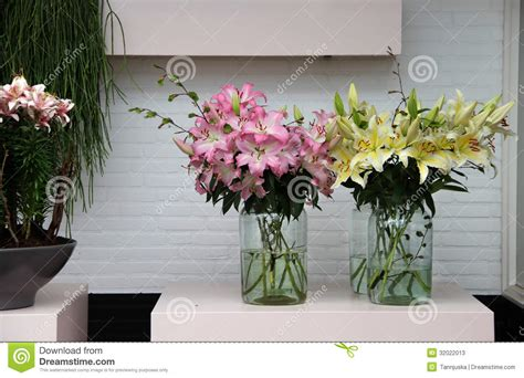 imagenes de flores asombrosas mezcla grande de flores asombrosas en floreros fotos de