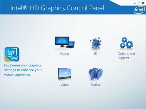 Vga Intel Hd Graphics Family intel graphics display vga driver for windows xp