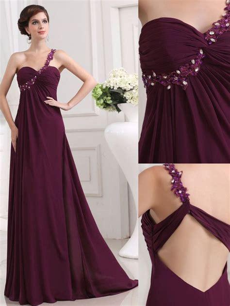 pretty purple prom dresscute prom girl formal dressone