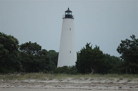 Georgetown Light by Georgetown Lighthouse Island Sc Flickr Photo