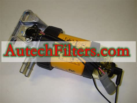 Volvo Fuel Filter Water Separator Assy fuel water separator assembly 32 925914 32925914 autech
