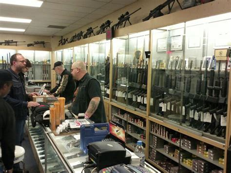 clerks relate gun shop horror stories rifleshooter