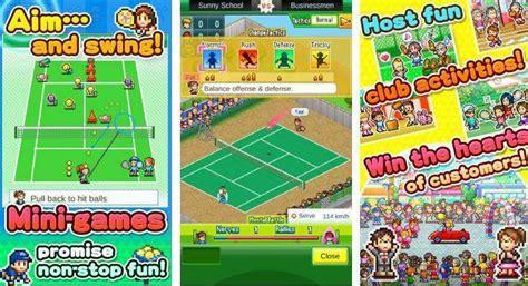 nightclub story apk tennis club story mod apk android free