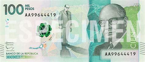 cuanto es 100000 pesos mexicanos en dollares yahoo comienza a circular en colombia billete de 100 000 pesos