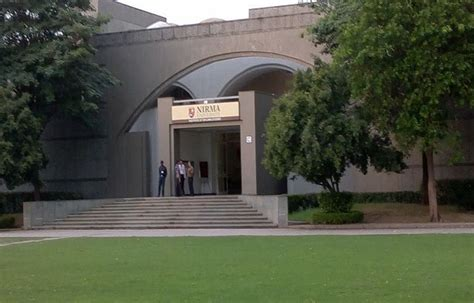 Ahmedabad Institute Of Technology Mba by Nirma Nu Ahmedabad Admissions Contact
