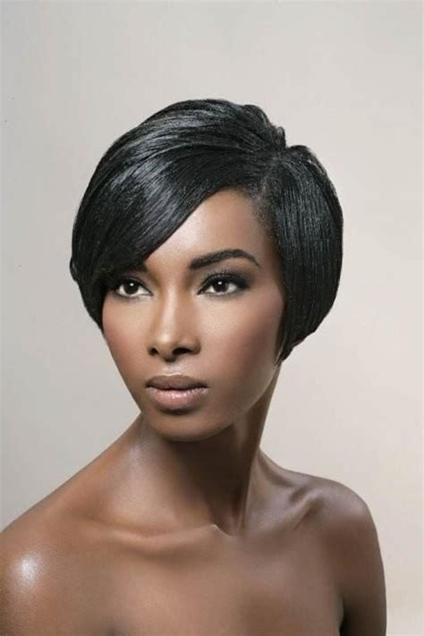 short hairstyle for african american women pinterest african american short hairstyles american shorts and