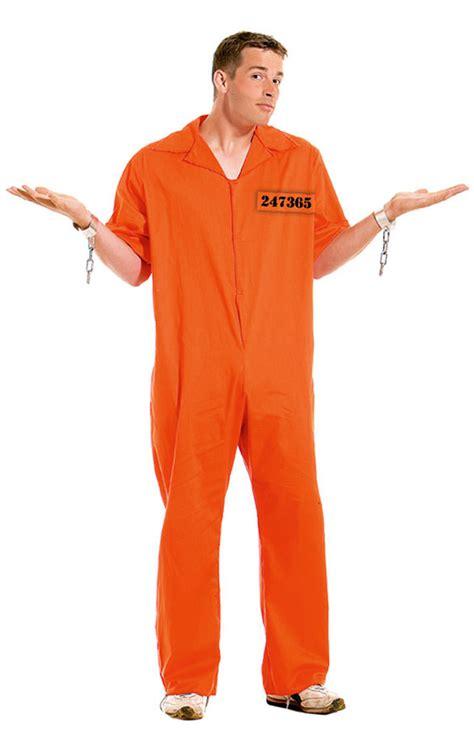 prisoner costume prison jumpsuit costume www imgkid the image kid has it