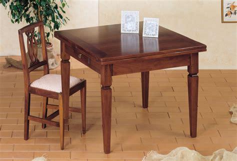 tavolo in noce nazionale tavolo listellare in noce nazionale 801 sabatini srl